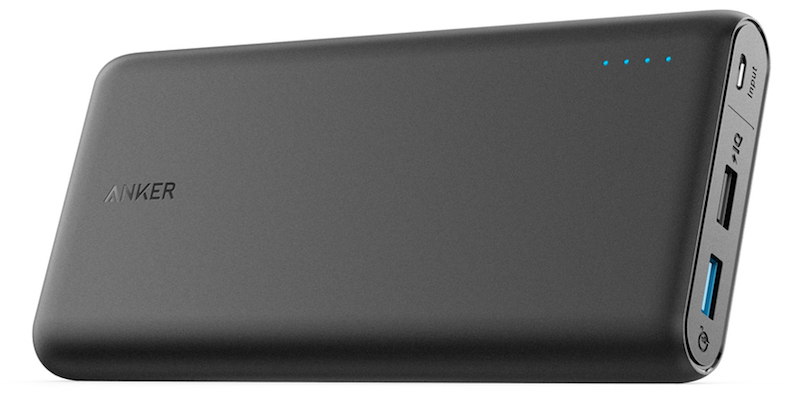 Anker PowerCore 20000 Quick Charge 3.0 Power Bank